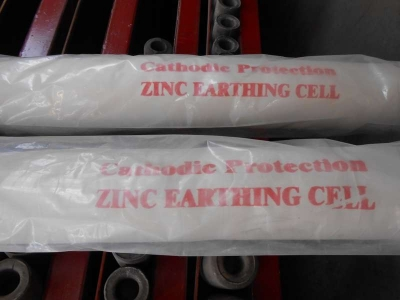 Zinc Earthing Cell